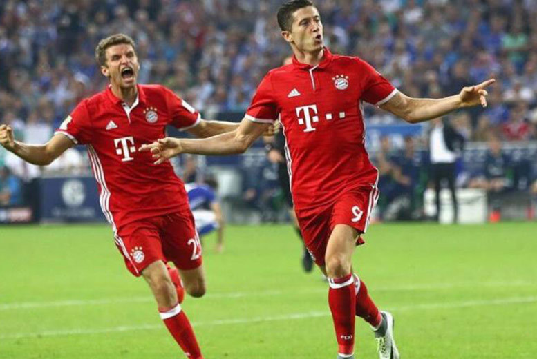 The Best Deal Guide - FC Bayern Munich Tickets & 2nt Hotel Stay - Choose From 17 Games!