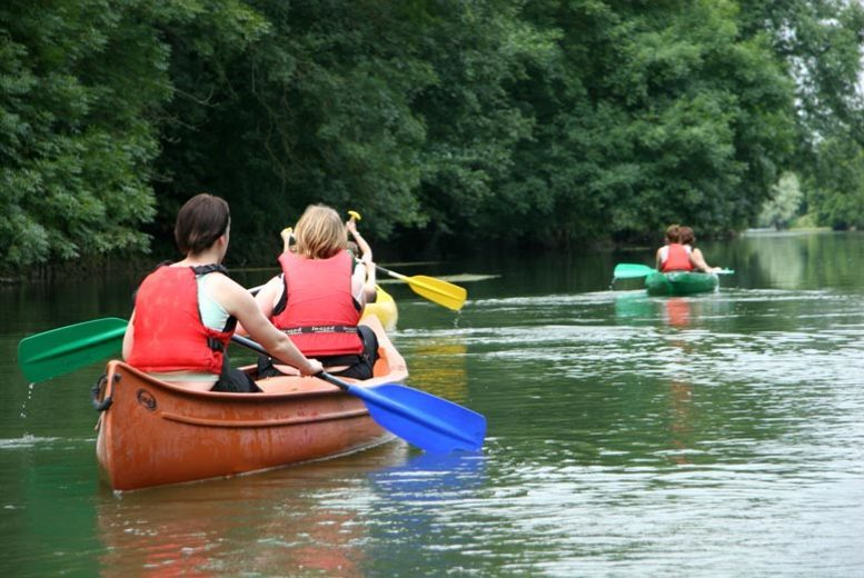 Liverpool: Half-Day Kayaking for 2 or 4 @ Frodsham Watersports Centre from £17