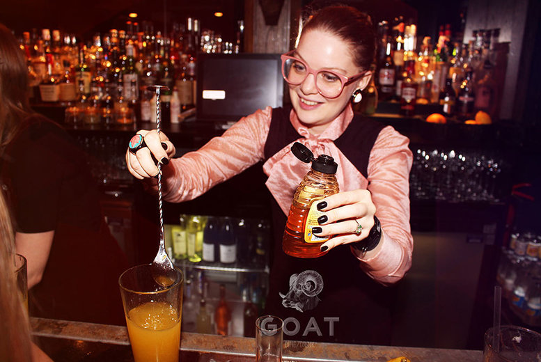 London: Cocktail Masterclass, Chelsea from £10.5