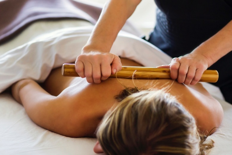 Bristol: 45min Warm Bamboo Massage from £18