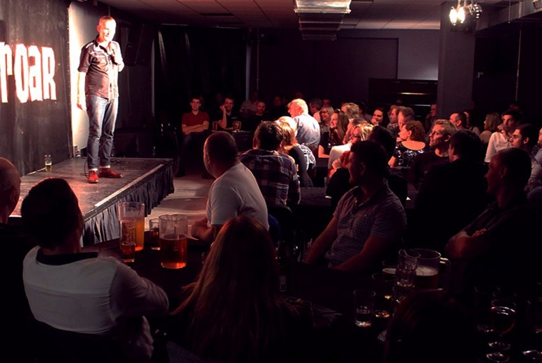 Bristol: Comedy Night & Dinner for 2 from £9