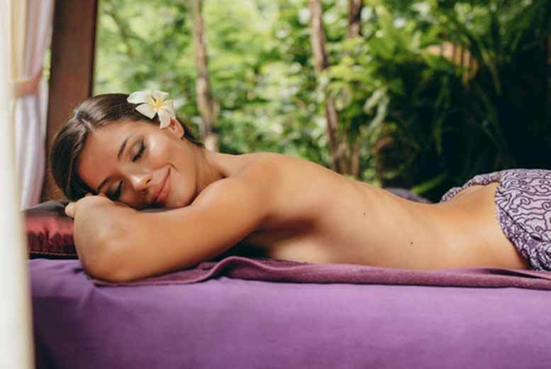 Brighton: 1hr Massage, Eastbourne – 4 Options! from £17