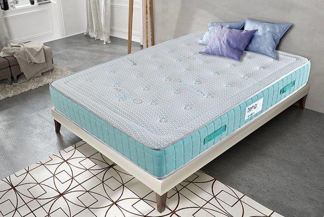 orthopaedic temperature-regulating mattress