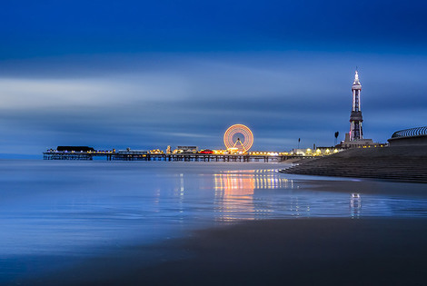 £49 (at The New Osborne Hotel) for a two-night Blackpool break for two including breakfast, £69 for three nights, £149 for a four-night Christmas stay - save up to 50%
