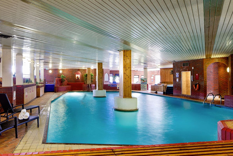 £99 (at Maidstone Great Danes Hotel) for an overnight Maidstone stay for two people including spa access, dinner and breakfast