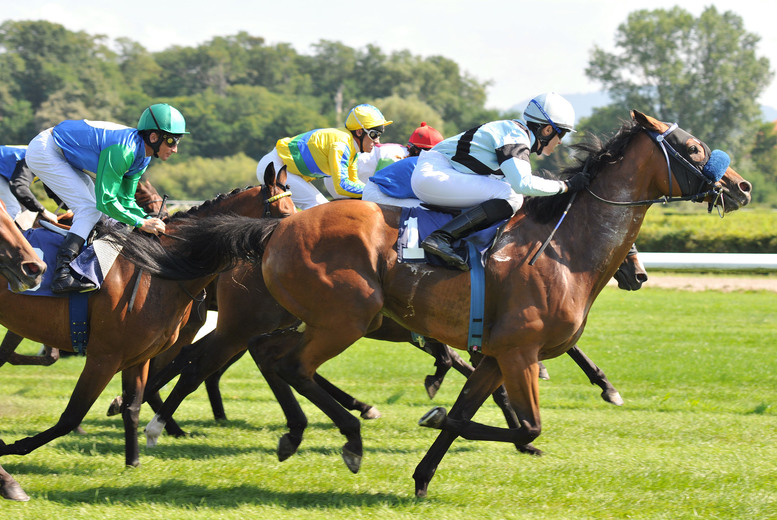 £59 for an afternoon tea at the races experience for two from Activity Superstore!