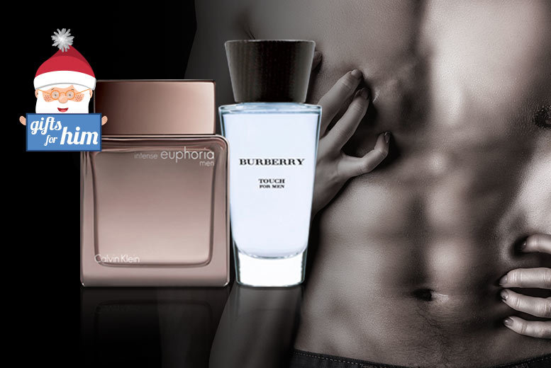 His and Hers Fragrances - Chloe, Burberry, CK or Juicy Couture!