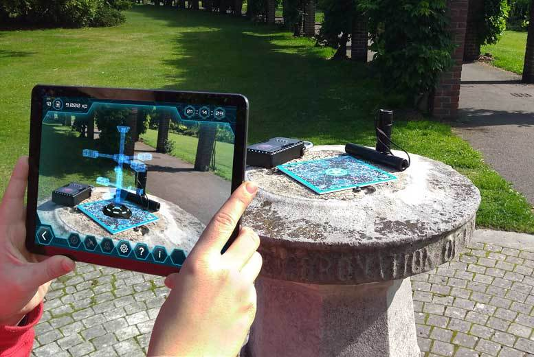 Southampton: GPS-Based Outdoor Escape Game With Augmented Reality, Southampton from £34