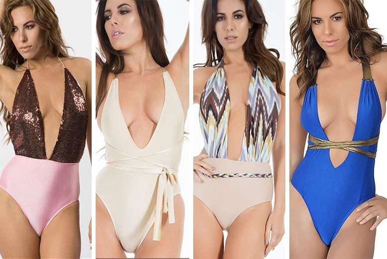 Choice of 4 Swimsuits – UK 8-14, 4 Styles! from £9