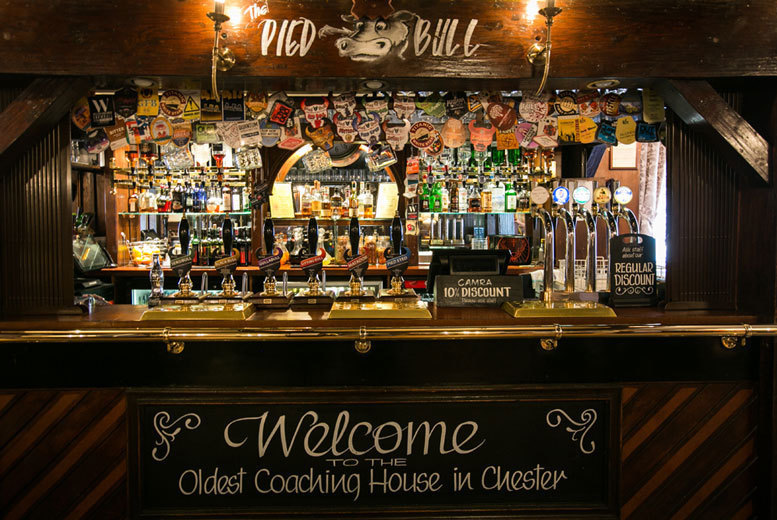 Liverpool: Brewery Tour, Beer Tasting & Lunch for 2 @ The Pied Bull for £29