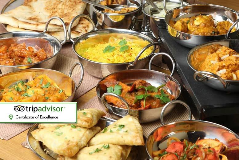 Glasgow: 7-Course Indian Dining for 2, 4 or 6 @ Mister Singh's India from £20