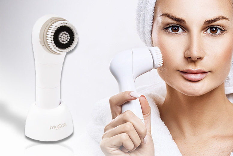 HoMedics Facial Cleansing Brush from £16