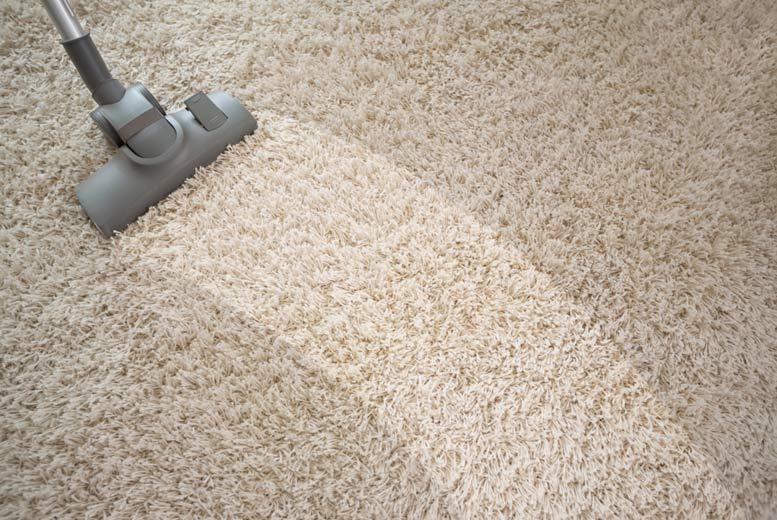Manchester: Professional Carpet Cleaning – Nationwide* Coverage! for £29