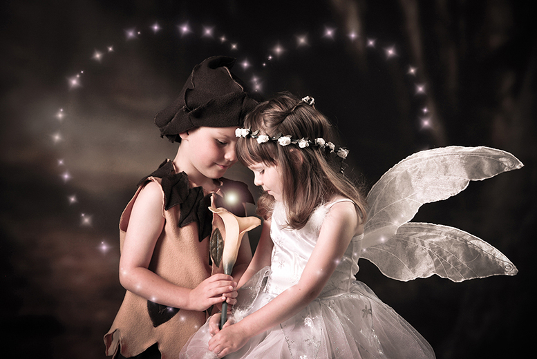 Kent: Kids' Enchanted Photoshoot from £9