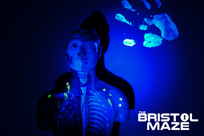 £39 to play the Bristol Maze Escape Game for four people, £49 for six people, £59 for eight people or £114 for sixteen people - save up to 51%