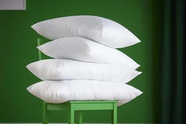 ultra bounce back pillows