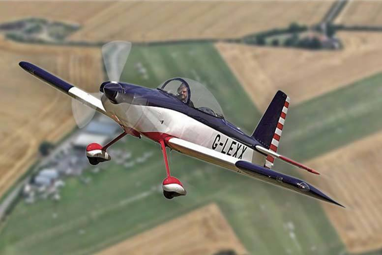 Sheffield: 'Gift of Flight' Flying Experience @ Sheffield Aero Club from £89