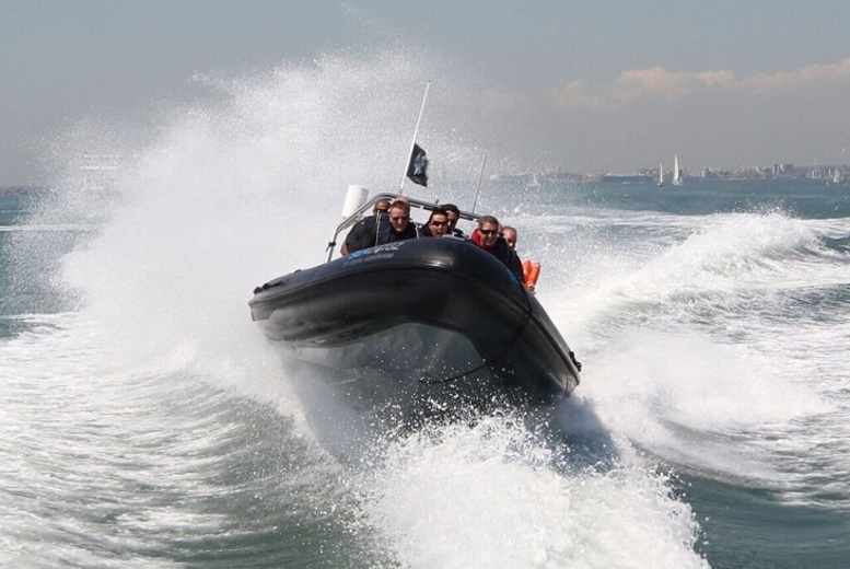 Southampton: 60 or 90min High-Speed RIB Thrill, Southampton from £18
