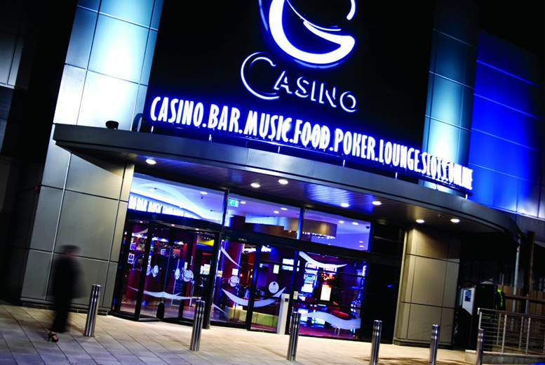 £19.99 for a two-course meal & bottle of bubbly, an enhanced bet, betting tuition and event entry at Grosvenor Casino for two people - save up to 61%