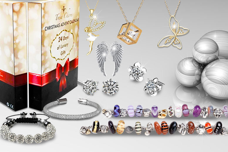 Luxury Jewellery Advent Calendar