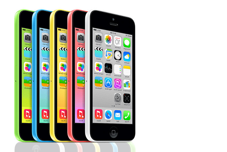 32GB Apple iPhone 5c – 5 Colours! for £139
