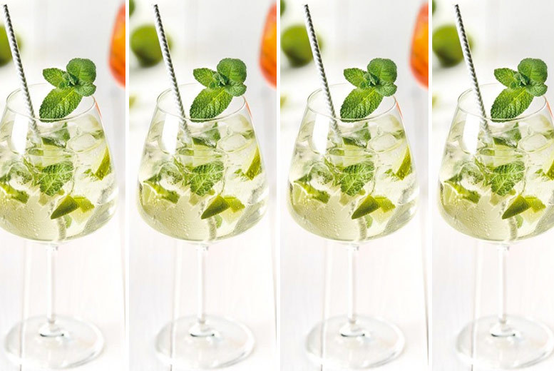 4 Villeroy & Boch Cocktail Glasses from £8.99