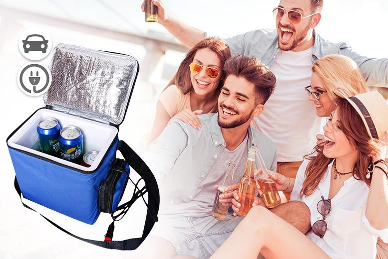 3L Hot & Cold Electric Coolbag from £29