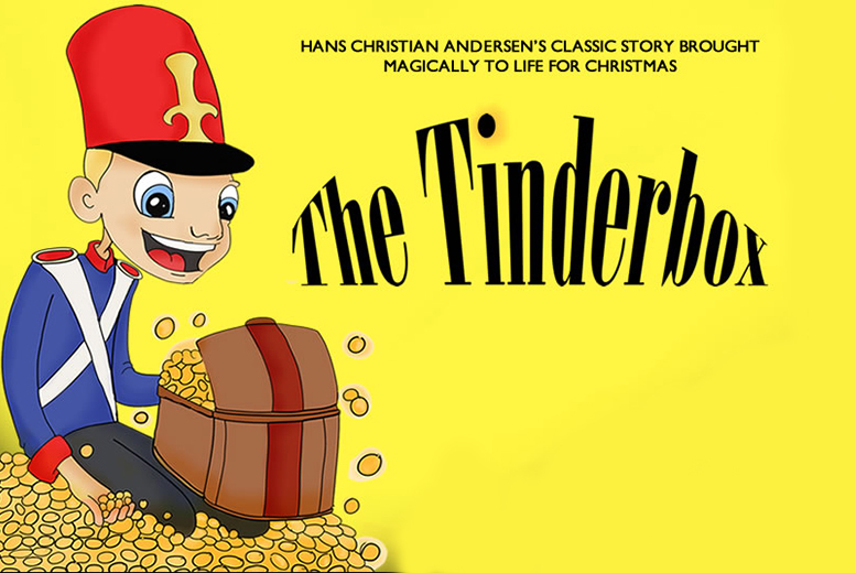 £12.50 (from London Theatre Direct) for a band A ticket to see the Tinderbox, from £47 to include Ripley's entrance tickets and Planet Hollywood meal - save up to 36%
