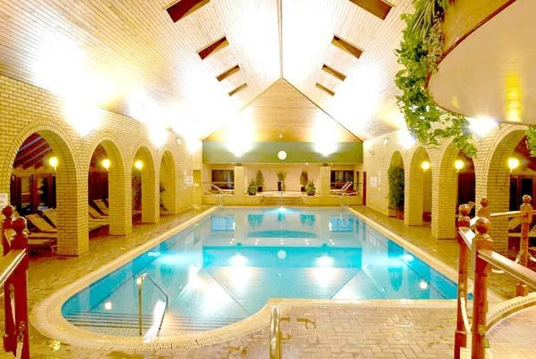 Ipswich: Spa Day, 3 Treatments & Lunch for 2 @ Riverhills for £139