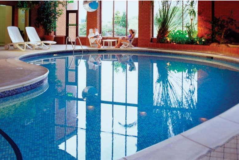 Derby: Spa Day & 2 Treatments for 1 or 2 @ The Derbyshire Hotel from £39