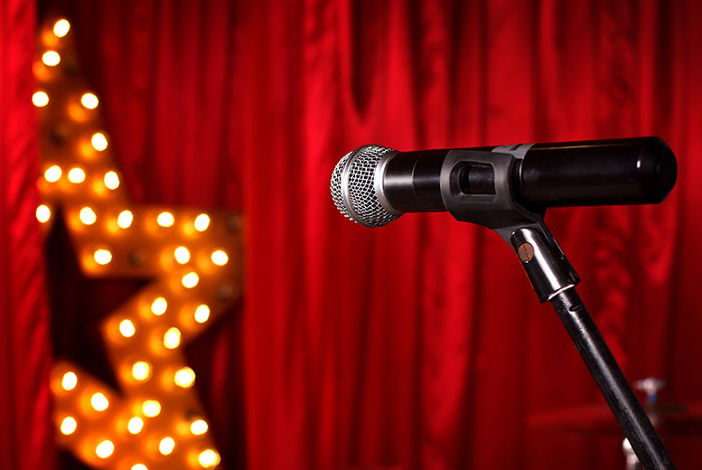 £29 instead of up to £91.95 for Jongleurs Comedy Club tickets, a three-course dinner and wine for two people at Mansion House, Glasgow - save up to 68%