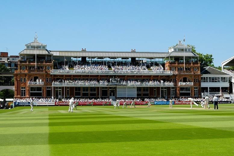 £29 for a tour of Lord's cricket ground for one adult and one child from Activity Superstore