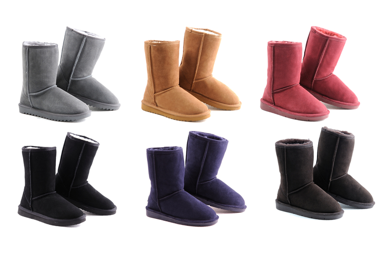 £39 instead of £147 for a pair of premium sheepskin and merino boots - choose from six colours and save 73%