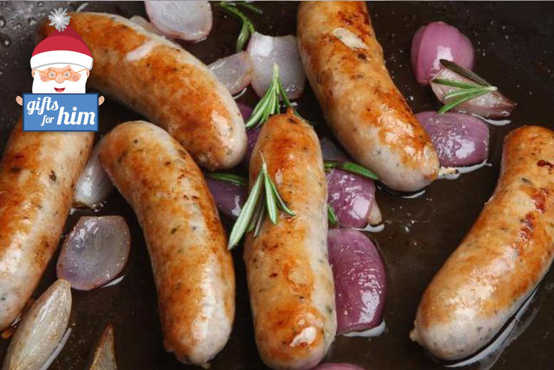 £19 for a sausage making class for 1 person, £35 for 2 people at Northumberland Sausage Company, Corbridge - save up to 75%