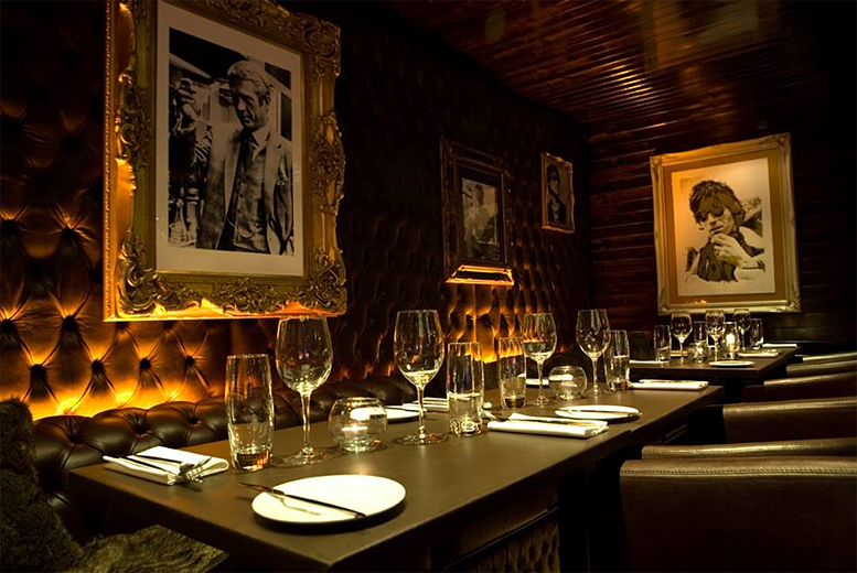 £29 instead of up to £88 for a three-course dinner for two including a bottle of wine to share at award-winning bar McQueen, Shoreditch - save up to 67%