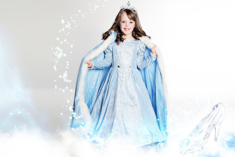 'Frozen'-Inspired Makeover Photoshoot and Prints