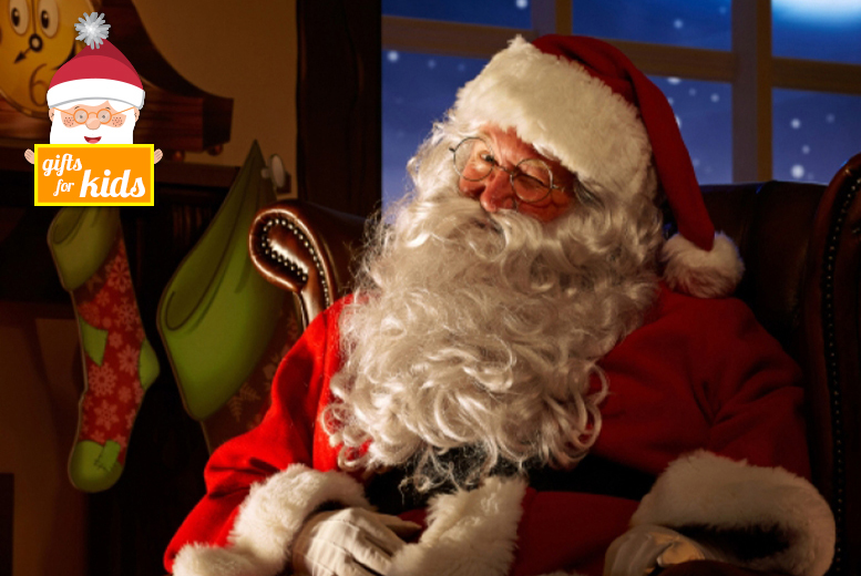 £9 for a 30min Santa Claus boat cruise for 1 inc. a gift and refreshments, £18 for an adult and child or £32 for a family with Lancashire Canal Cruises - save up to 55%