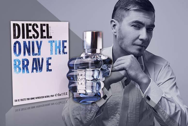 Diesel Only the Brave EDT 35ml from £25
