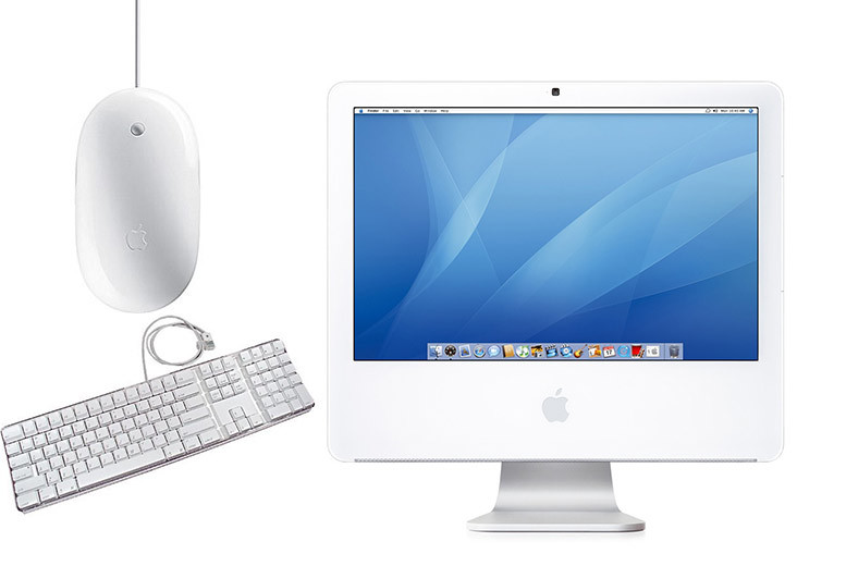 "£99 instead of £269.01 for a grade A refurbished 17"" Apple iMac with keyboard and mouse - save a tech savvy 64%"