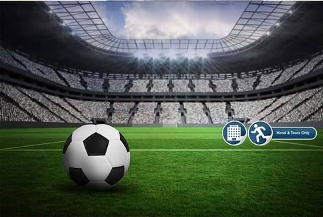 From £99pp (from World Choice Sports) for a two-night Milan break plus a ticket to an A.C. Milan or Inter Milan match - save up to 34%