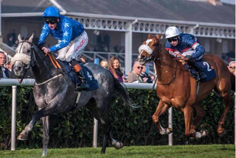 £30 for an afternoon of racing for two with drinks and race card on 29th Dec, £40 to include two grandstand tickets for 9th Jan at Doncaster Racecourse - save up to 45%