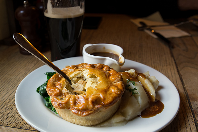 Craft Beer Tasting, Pie and Mash for 2