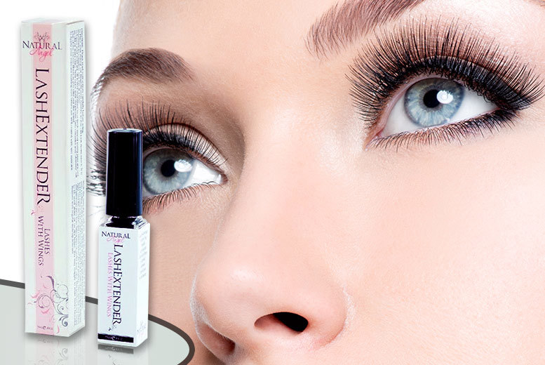 £4.99 instead of £49.99 (from My Perfume Room) for a 9ml bottle of black Natural Angel Lash Extender - save 90%