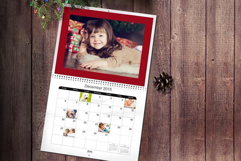 A3 Classic Calendar