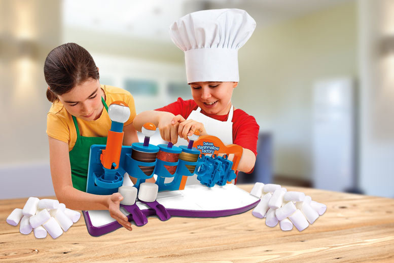 Kids' Deluxe Marshmallow Factory