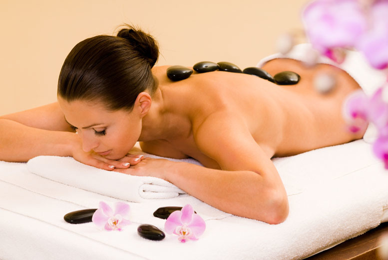 £21 instead of up to £100 for a full body hot stone or aromatherapy massage and Decléor facial at Madame Butterfly Hair & Beauty, Heaton - save up to 79%