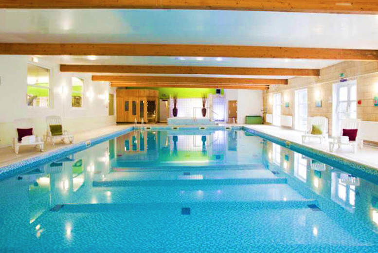 £99 (from Hallmark Hotels) for an overnight stay for 2 inc. b'fast & dinner, late checkout, spa access and a bottle or wine, £179 for 2nts - save up to 44%