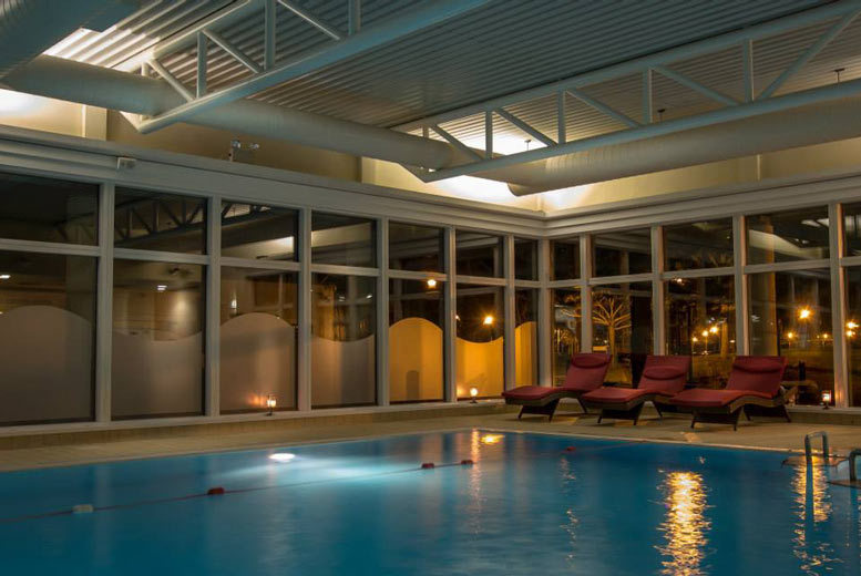 Belfast: Spa Day, Treatment & Afternoon Tea for 2 @ 4* Hilton Templepatrick from £99