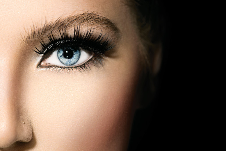£16 instead of up to £80 for a full set of semi-permanent eyelash extensions at Aje Beauty, Canary Wharf - save up to 80%