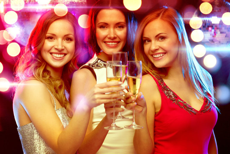 £29 instead of £70 for a New Year's Eve party ticket including canapé buffet, live DJ and Champagne cocktail at the 5* Hotel Rafayel, Battersea - save 59%